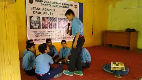 Skit on effect of Drug Abuse